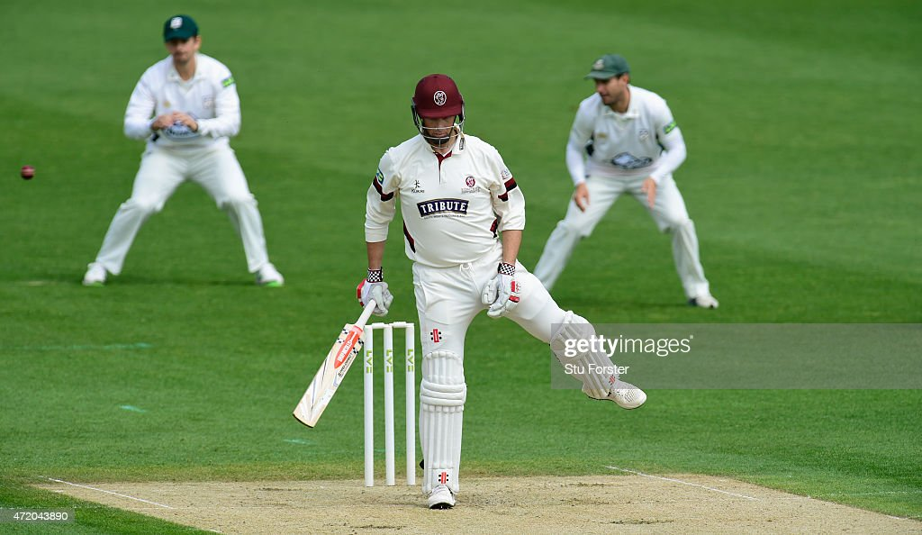 Worcestershire v Somerset - LV County Championship