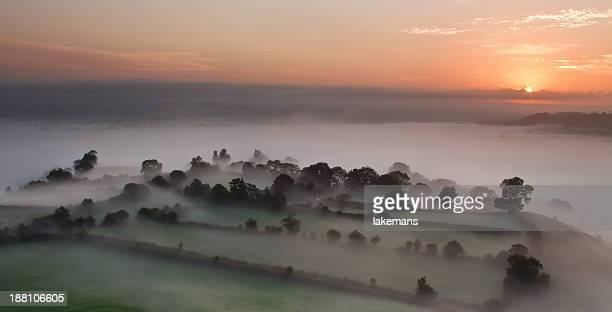 Somerset mists