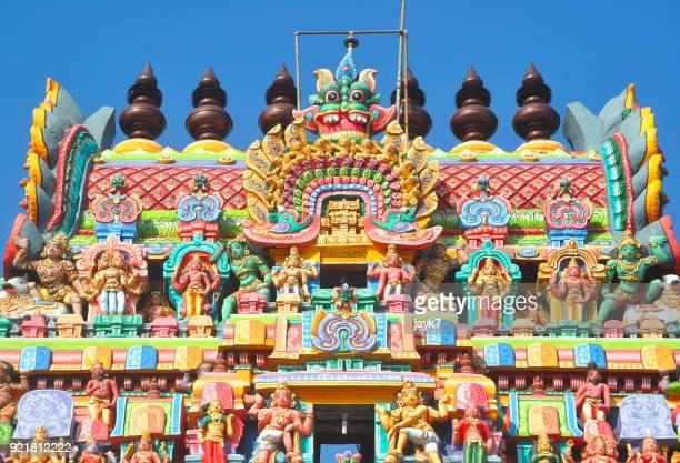 someswaran temple - hindu god stock pictures, royalty-free photos & images