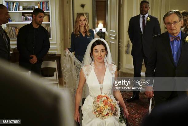 Something Blue The stress of McGee and Delilah's imminent wedding takes its toll as Delilah is rushed to the hospital Also the NCIS team travels out...