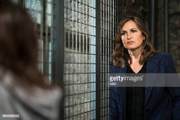 UNIT 'Something Happened' Episode 1907 Pictured Mariska Hargitay as Lieutenant Olivia Benson