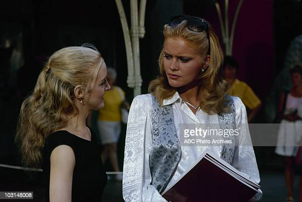 THE COLBYS Something Old Something New Airdate October 23 1986 ANNA