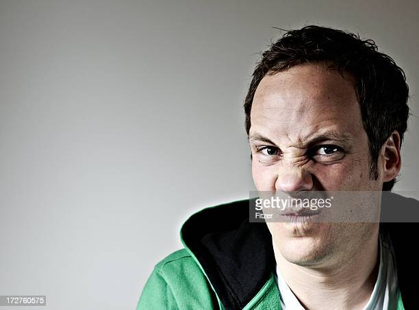 something stinks man - unpleasant smell stock pictures, royalty-free photos & images