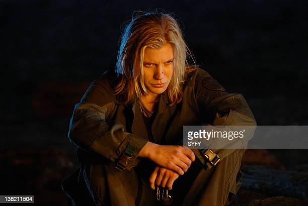 GALACTICA 'Sometimes a Great Notion' Episode 13 Air Date Pictured Katee Sackhoff as Kara 'Starbuck' Thrace