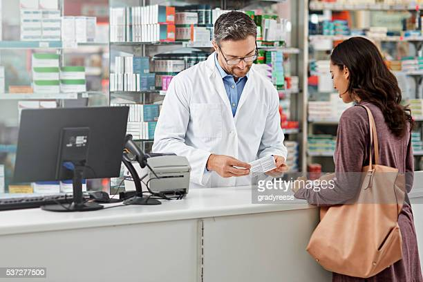Sometimes it's just easier to walk into a pharmacy...