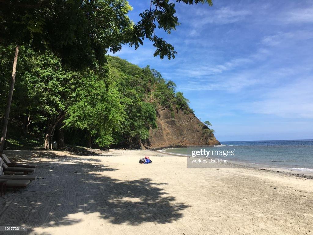 80a00dcbc71221 Somewhere On A Beach On The Papagoya Peninsula Costa Rica Iv Stock ...