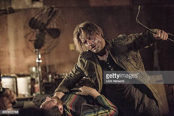 COLONY 'Somewhere Out There' Episode 202 Pictured Josh Holloway as Will Bowman