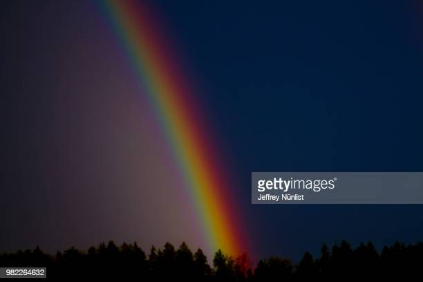 Somewhere Over The Rainbow Stock Photos And Pictures