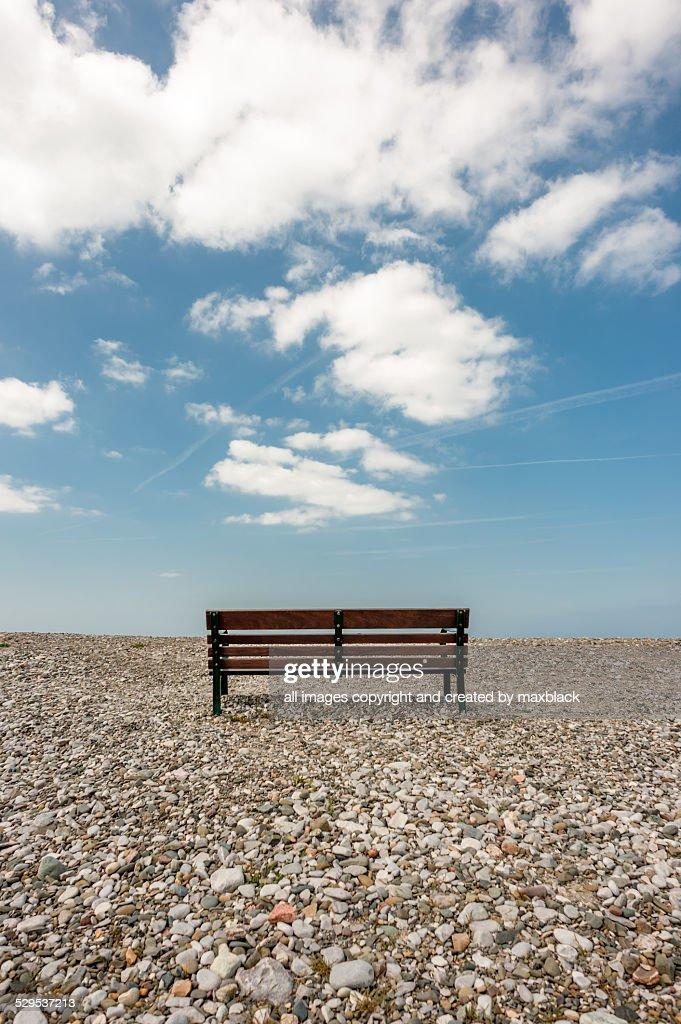 Somewhere to sit : Stock Photo
