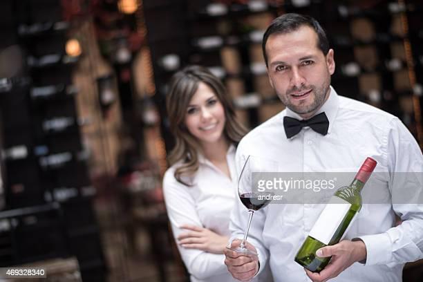 ソムリエが厳選したワインで、味覚