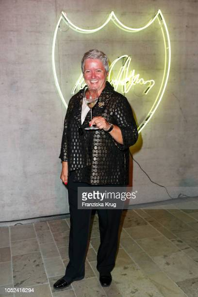 Sommelier Paula Bosch attends the Dom Perignon 'The Legacy' on October 17 2018 in Munich Germany