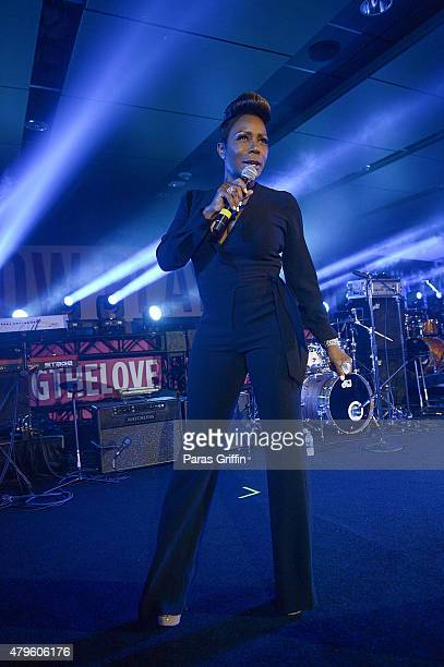 Sommore performs onstage at the 2015 Essence Music Festival on July 5 2015 at MercedesBenz Superdome in New Orleans Louisiana