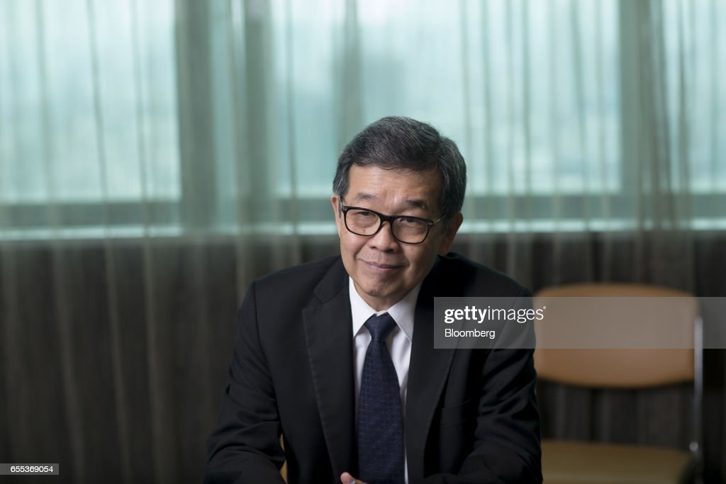 Somporn Vongvuthipornchai, chief executive officer of PTT Exploration & Production PCL (PTT E&P), pauses during an interview in Bangkok, Thailand, on Thursday, March 16, 2017. PTT E&P is eyeing early-life producing assets or projects that are already sanctioned and ready for development, Somporn said. Photographer: Brent Lewin/Bloomberg via Getty Images