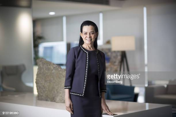 Somruedee Chaimongkol chief executive officer of Banpu Pcl poses for a photograph in Bangkok Thailand on Monday Jan 29 2018 Thai miner Banpu plans to...