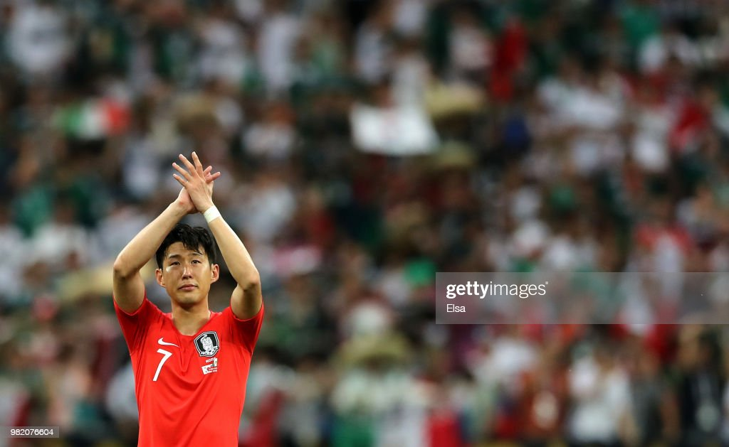 Korea Republic v Mexico : Group F - 2018 FIFA World Cup Russia