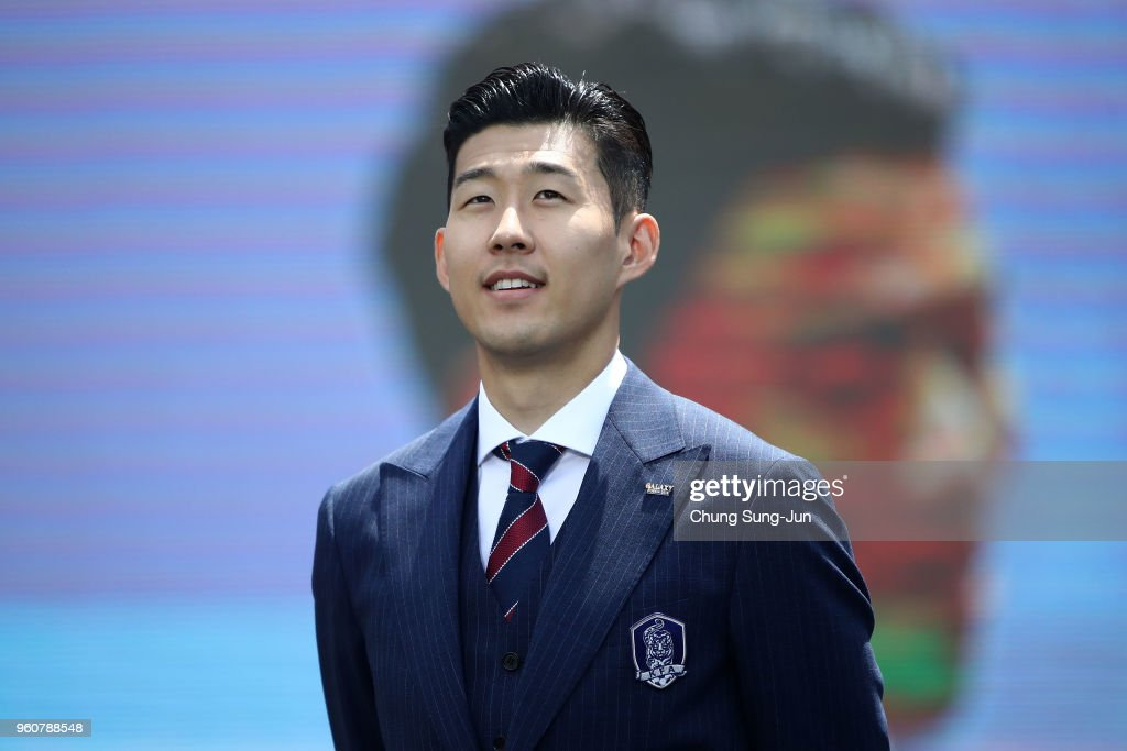 South Korea World Cup Team Sending Off Ceremony