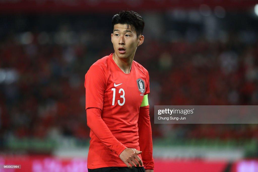 South Korea v Honduras - International Friendly : Nachrichtenfoto