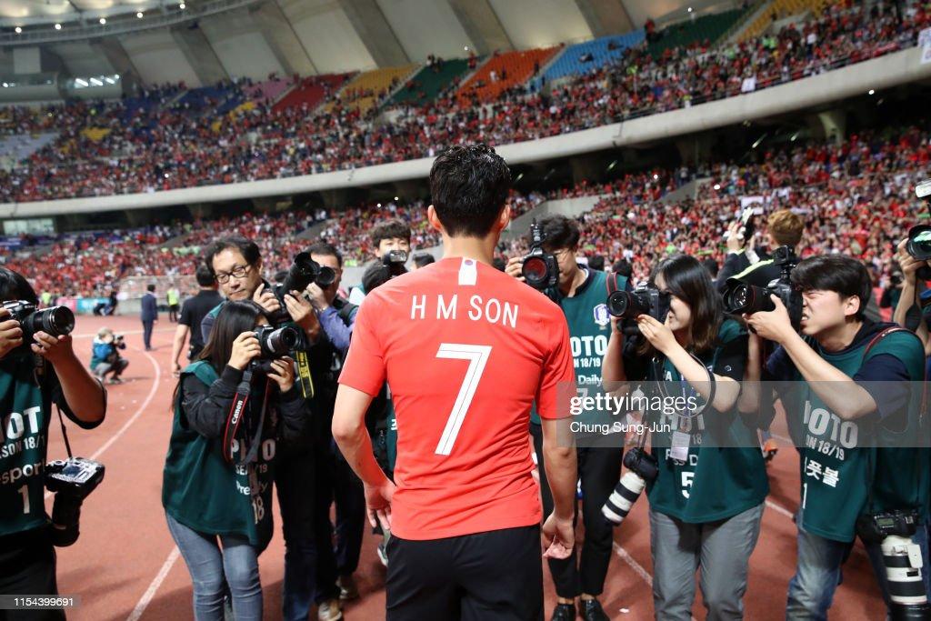 South Korea v Australia - International Friendly : News Photo