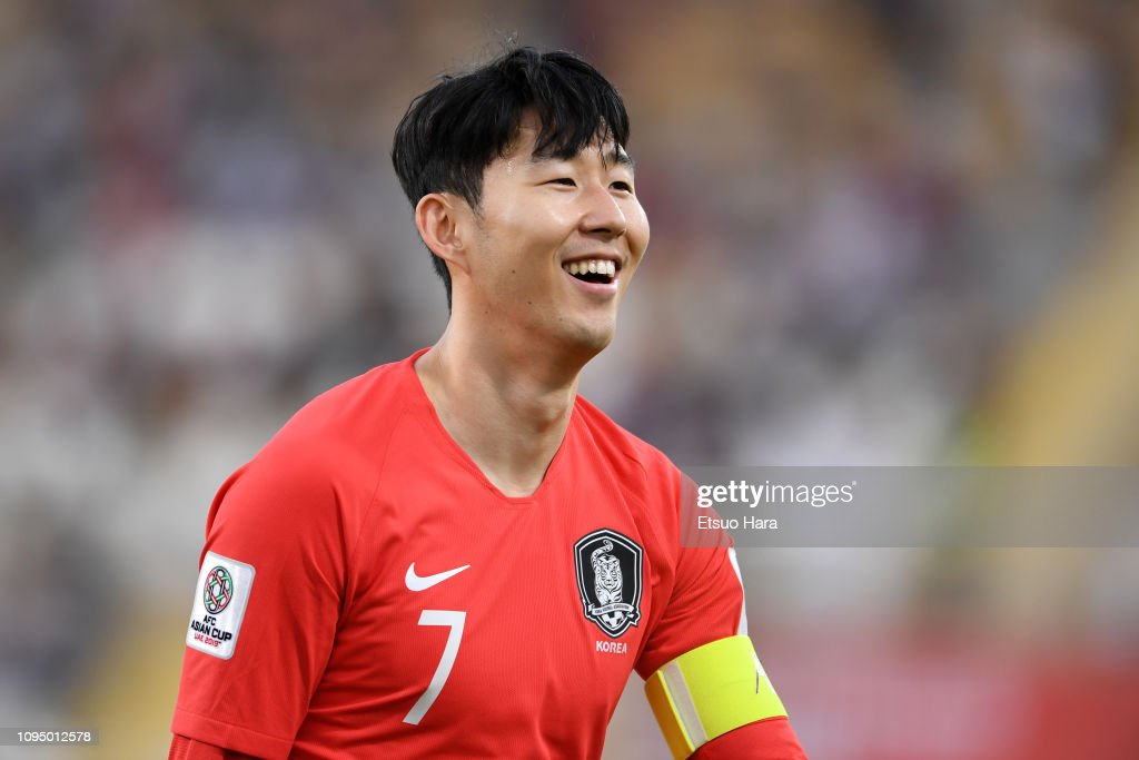 South Korea v China - AFC Asian Cup Group C : News Photo