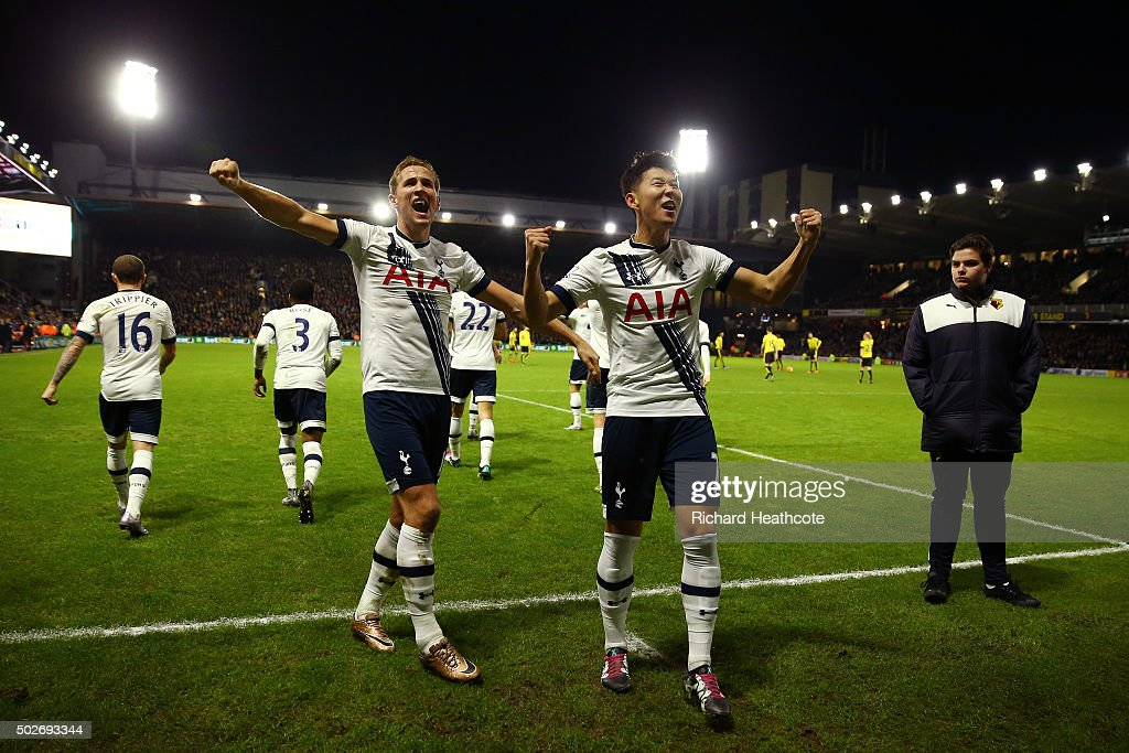 Watford v Tottenham Hotspur - Premier League : News Photo
