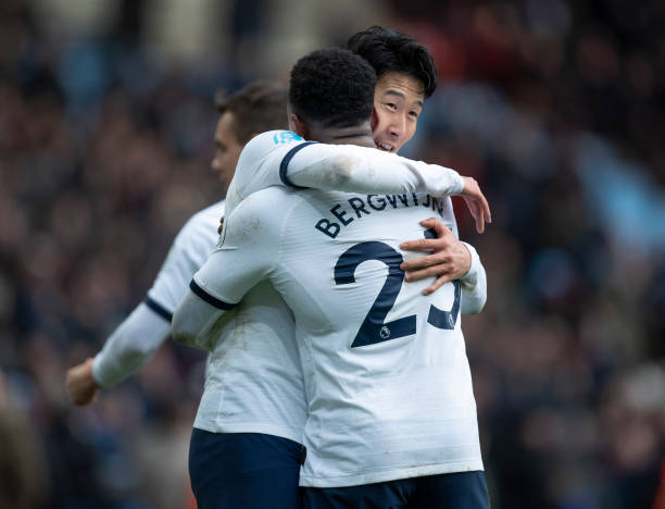 Son Heung-min, Mourinho, Ngoại hạng Anh, Aston Villa vs Tottenham, mourinho thay người, Aston Villa, Tottenham