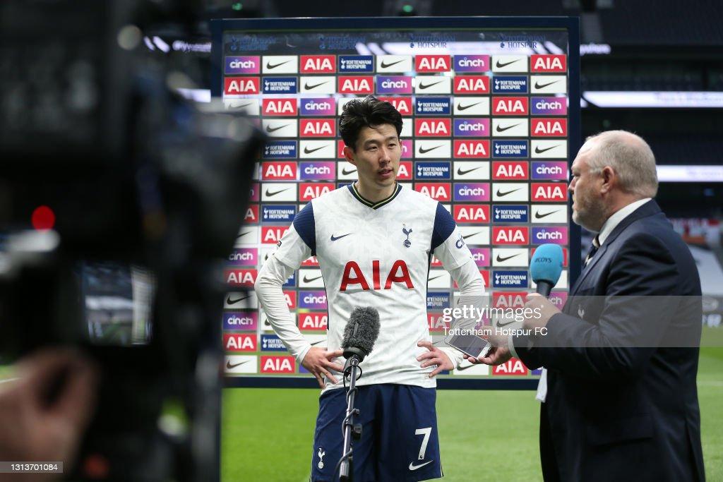 Tottenham Hotspur v Southampton - Premier League : Fotografía de noticias