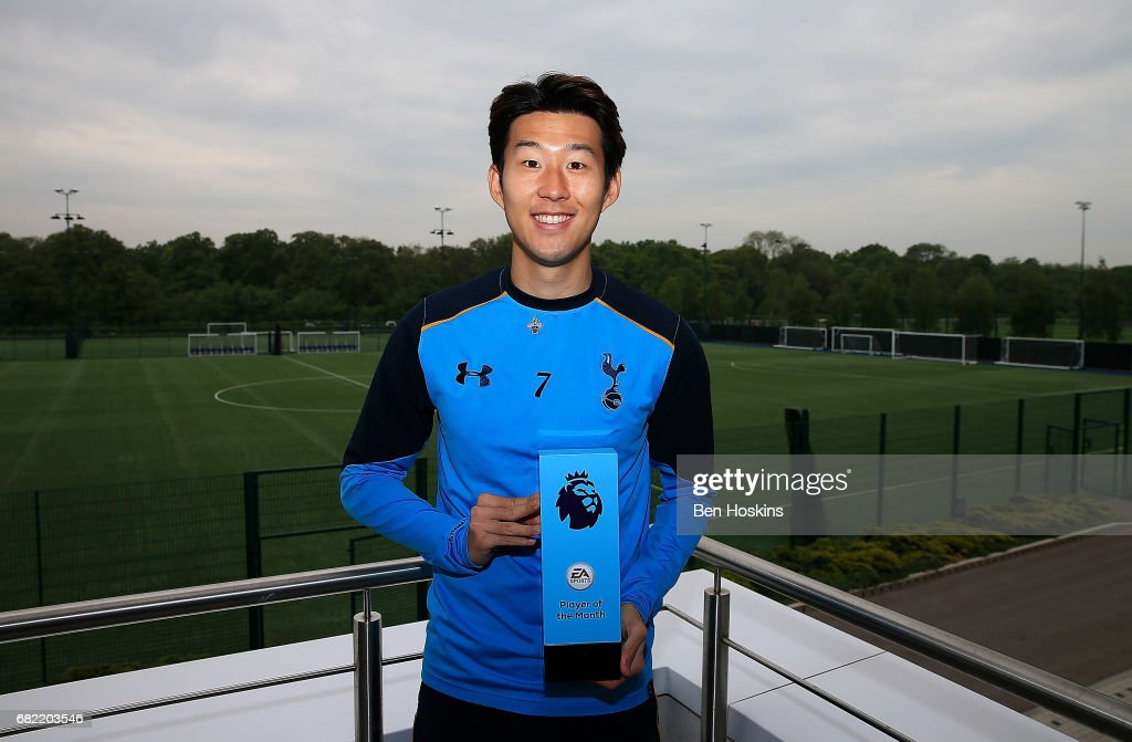 Son Heung-min Wins EA Sports Player of the Month