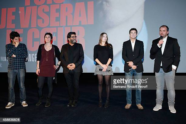 Son of Alain Attal actor Douglas Attal producers of the movie Anne Rapczyk Alain Attal actors of the movie Ana Girardot Guillaume Canet and director...