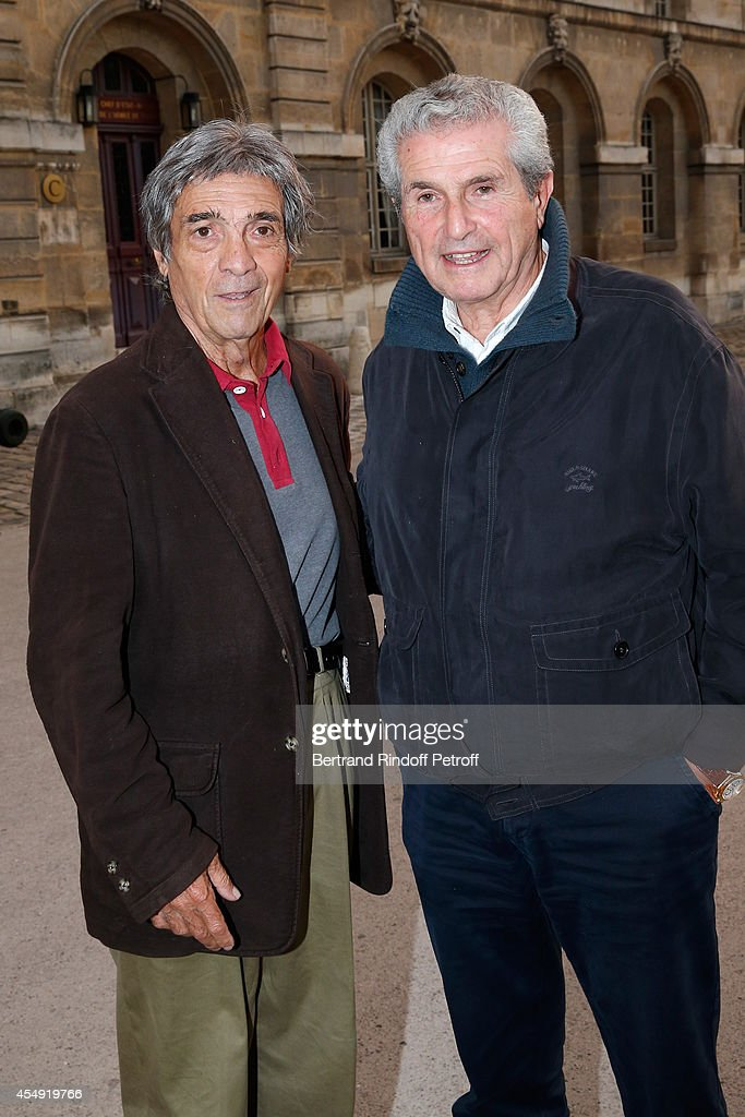 'Claude Lelouch En Musique ! At The Invalides In Paris
