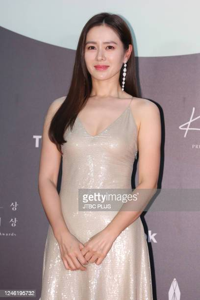 Son Ye Jin Photos and Premium High Res Pictures - Getty Images