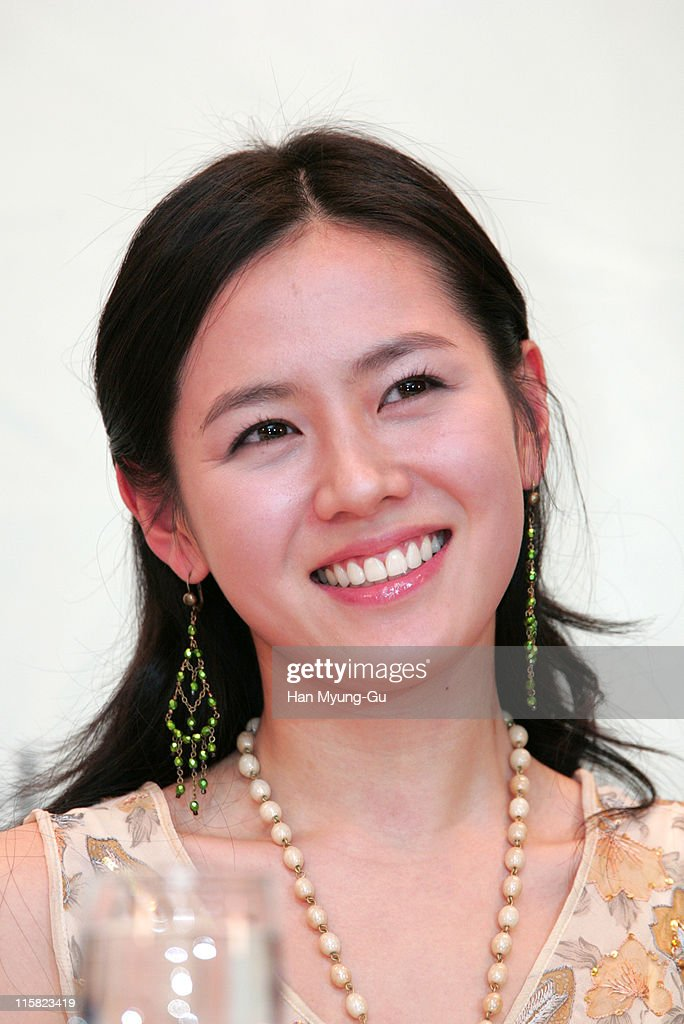 """April Snow"" - Gangwondo Samcheok  Press Conference - March 17, 2005"