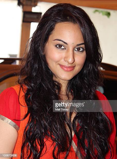Sonakshi Sinha at a charity event in Mumbai on October 20 2010