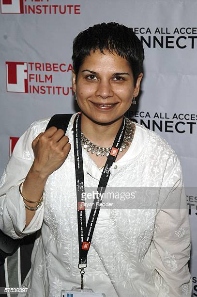 Sonali Gulati attends the TAA Closing Night Party during the 5th Annual Tribeca Film Festival May 4, 2006 in New York City.