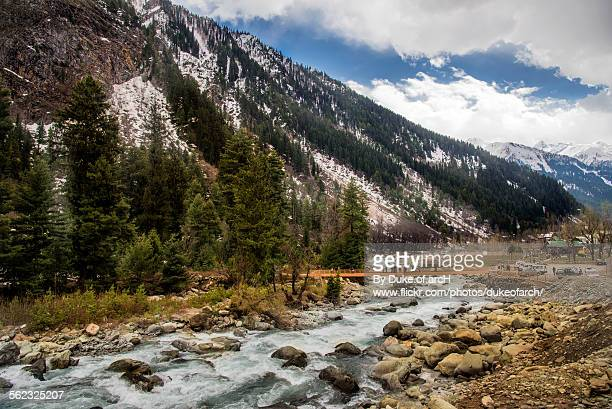 sonamarg : kashmir : india - kashmir valley stock photos and pictures