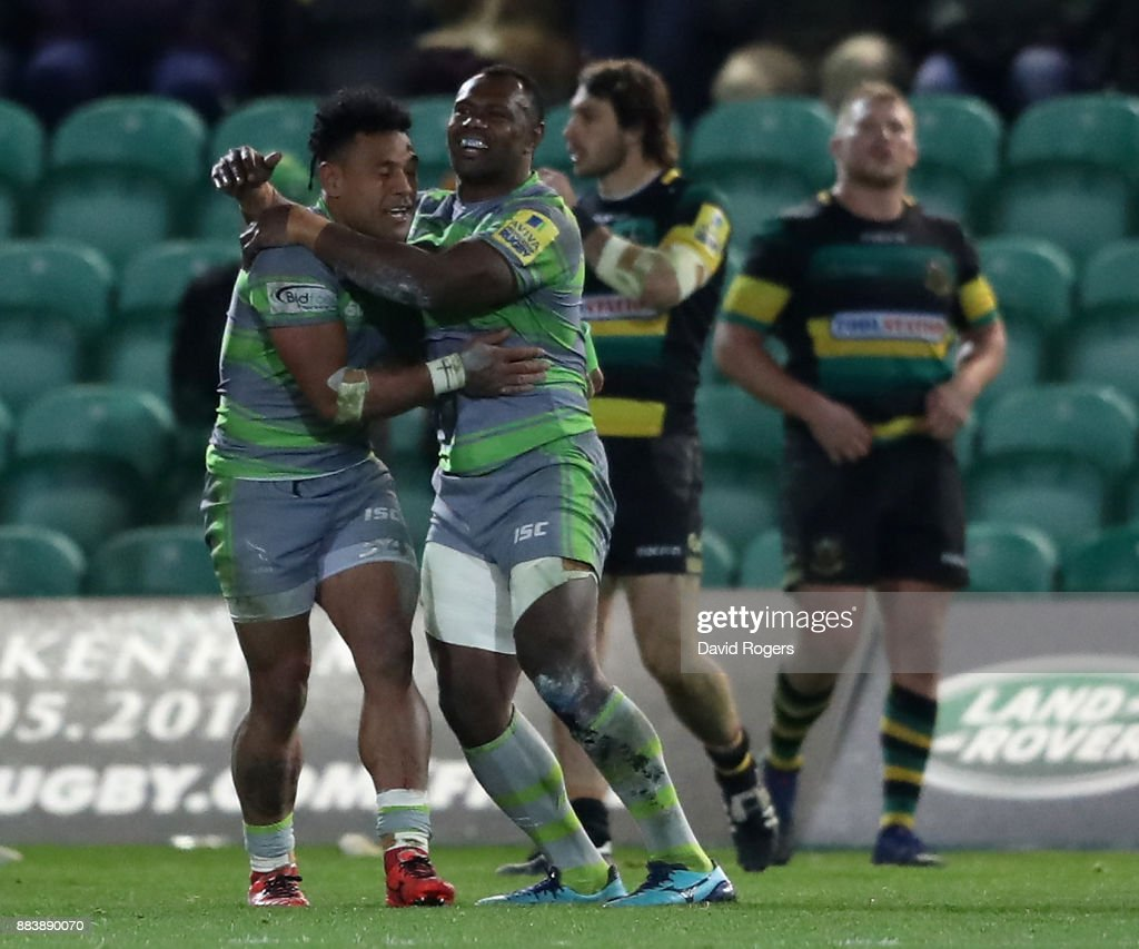 Northampton Saints v Newcastle Falcons - Aviva Premiership