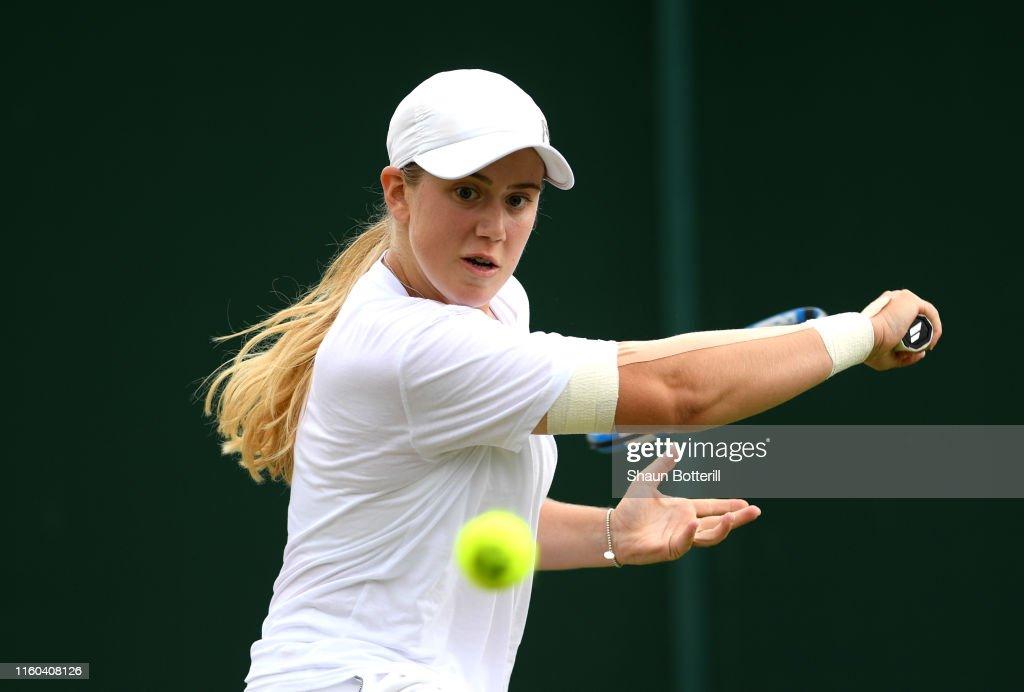 Day Six: The Championships - Wimbledon 2019 : News Photo