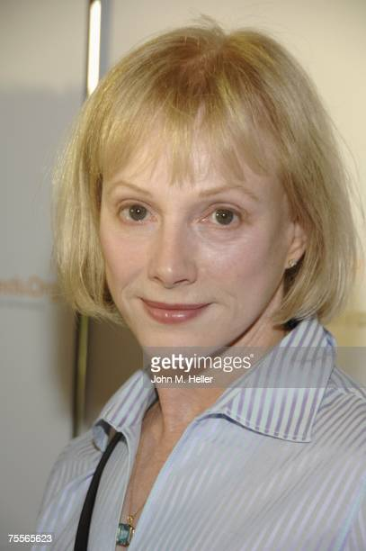 Sondra Locke attends Miramax Films release of there DVD Our Very Own at the Loews Santa Monica Beach Hotel on July 19 2007 in Santa Monica California