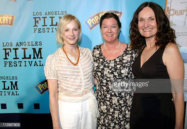 Sondra Locke Mary Badham and Beth Grant during 2005 Los Angeles Film Festival 'Our Very Own' Screening at Directors Guild of America in Los Angeles...