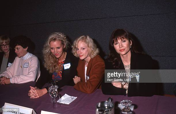 Sondra Locke Sally Kirkland and Victoria Principal