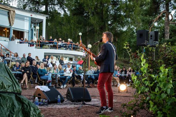 NOR: Sondre Lerche Concert In Oslo
