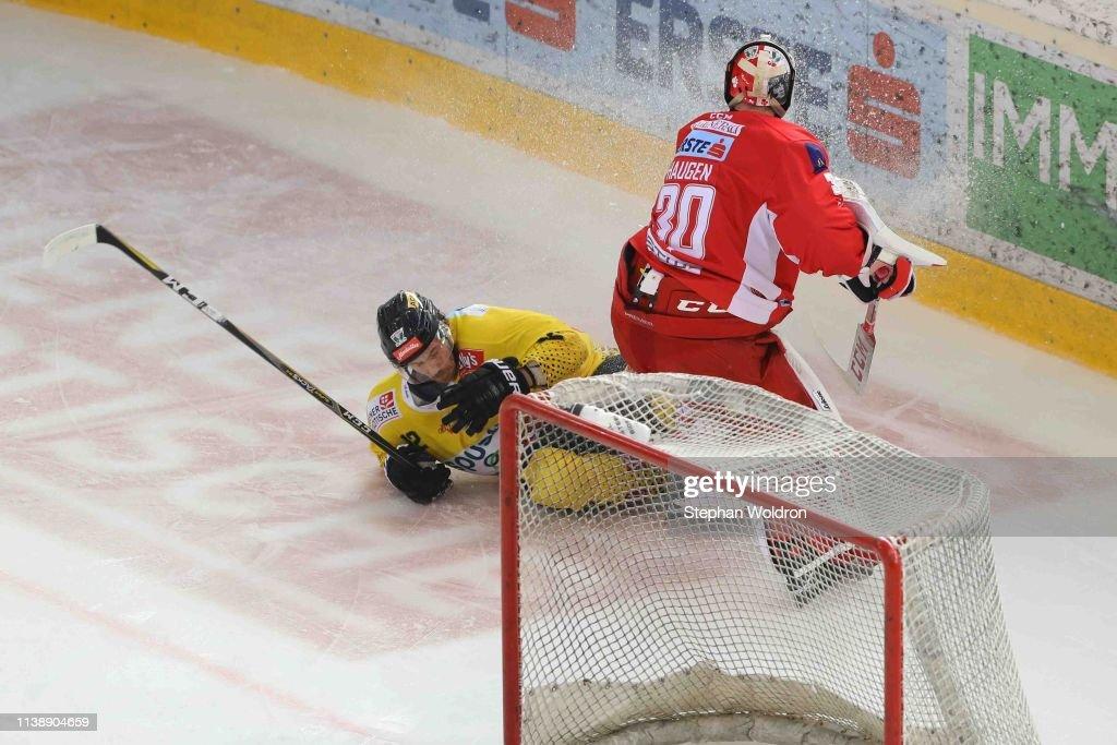 AUT: Vienna Capitals v EC KAC - Erste Bank Eishockey Liga Play-Offs Final Game 5