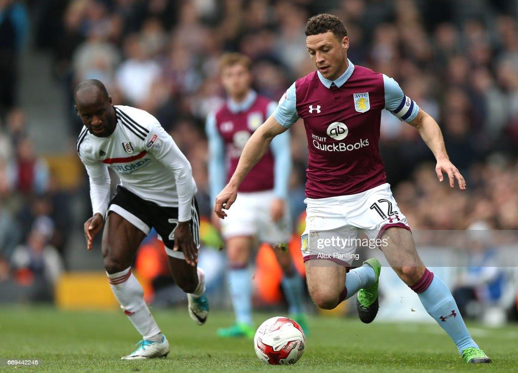 Fulham v Aston Villa - Sky Bet Championship : News Photo