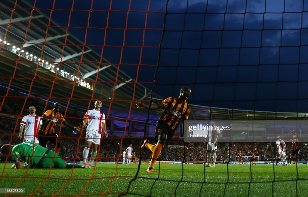 Hull City v AS Trencin - UEFA Europa League Third Qualifying Round: Second Leg