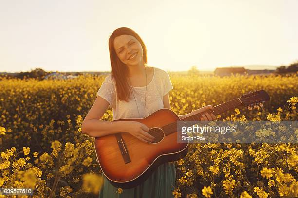 song about flowers - fabolous musician stock photos and pictures
