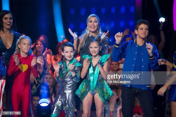 JUNIORS Song From The Year I Was Born The 10 remaining celebrity kids each set out to dance to a song that came out the year they were born on...