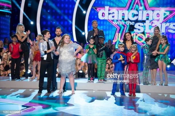 JUNIORS 'Song From The Year I Was Born' The 10 remaining celebrity kids each set out to dance to a song that came out the year they were born on...