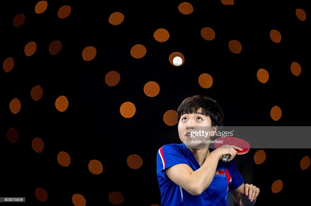 ITTF Team World Cup : News Photo