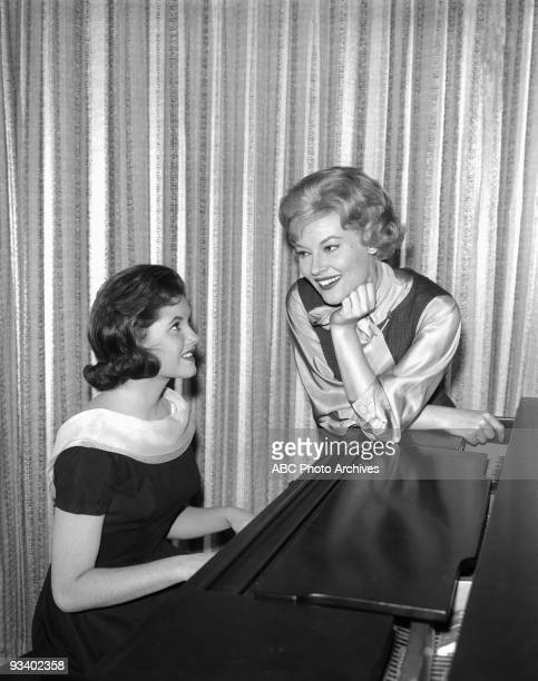 FATHER Song is Born Season Five December 12 1961 Noreen Corcoran and Patti Page
