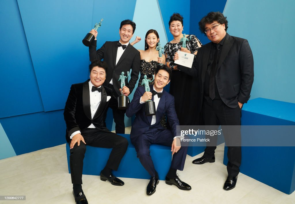 26th Annual Screen ActorsGuild Awards - Winners' Gallery : News Photo