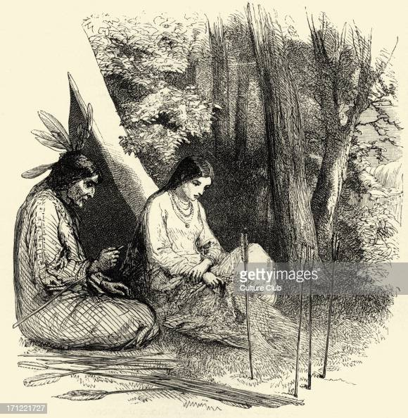song of hiawatha pictures getty images